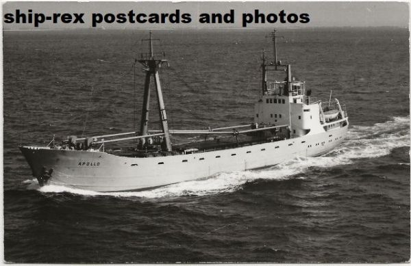 APOLLO (1957, Neptun Line) photo